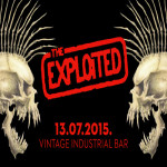 Nagradna igra: The Exploited u Vintageu!