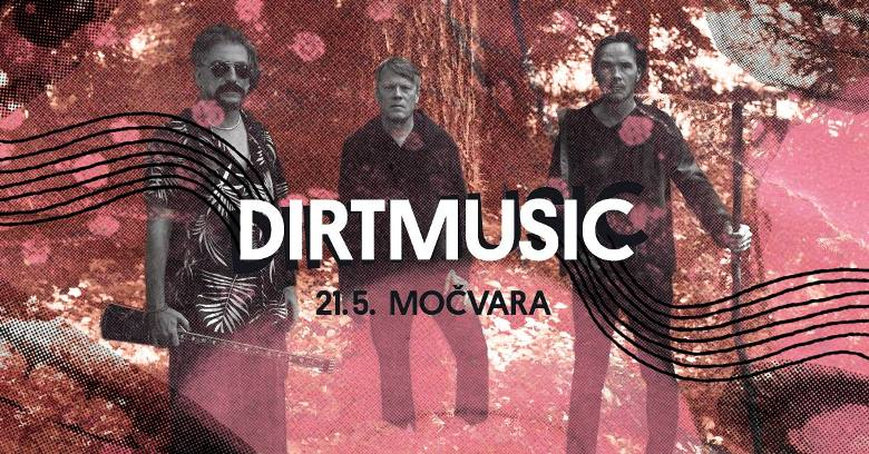 World music koncert: Dirtmusic @ Klub Močvara | Zagreb | Croatia