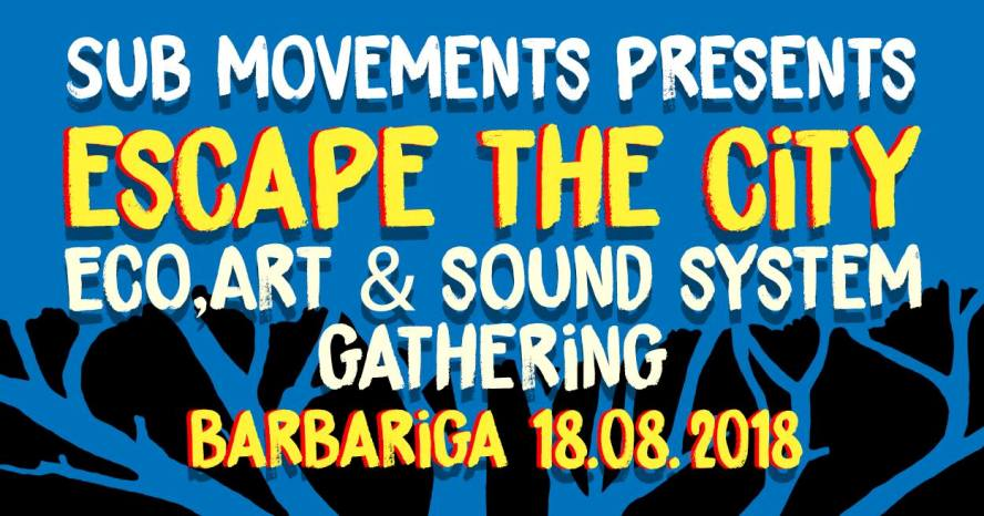 Escape the city - Eco, art & sound gathering @ Escape the city | Vodnjan | Croatia