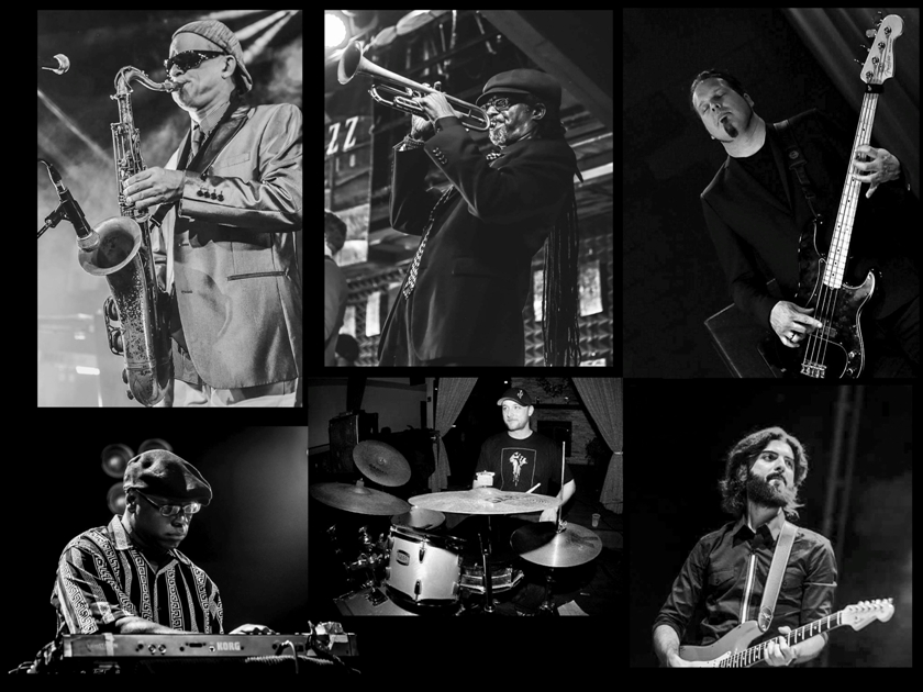 New York Ska-Jazz Ensemble @ Vintage Industrial Bar | Zagreb | Croatia